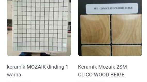 Harga Keramik Mozaik Kolam Renang