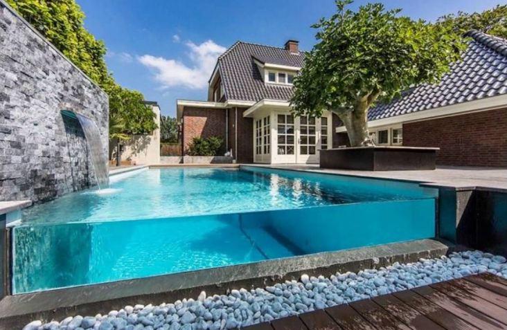 Harga bikin kolam renang