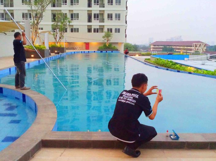 Jasa Perawatan Kolam Renang Bandung