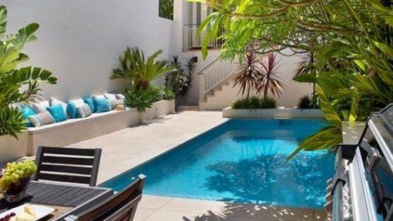 Biaya bikin kolam renang minimalis sendiri untuk rumah